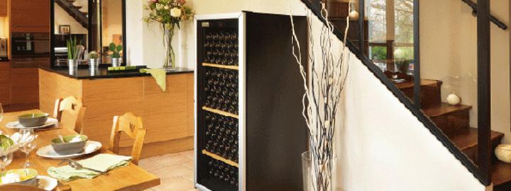 Cave à vin vieillissement